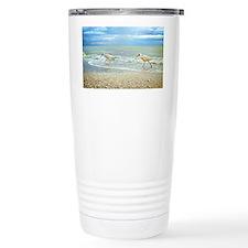 Sanibel Ibis Birds Stru Travel Mug
