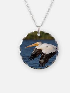 Pelican tree Necklace