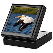 Pelican tree Keepsake Box