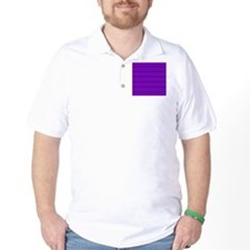 Purple Stripes T-Shirt