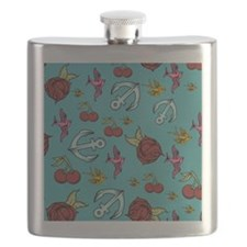 Tattoos Flask