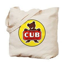 Piper Cub Tote Bag