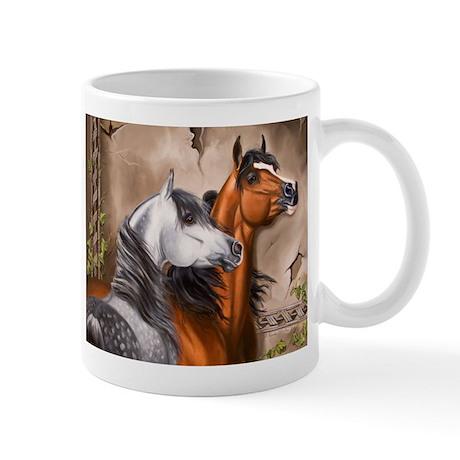 Arabian Horse Mugs
