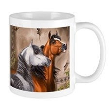 Arabian Horse Mugs