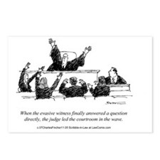 Judicial Wave Postcards (Package of 8)