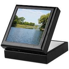 Mississippi River Keepsake Box