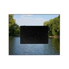 Mississippi River Picture Frame