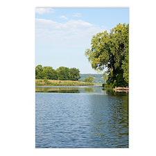 Mississippi River Postcards (Package of 8)