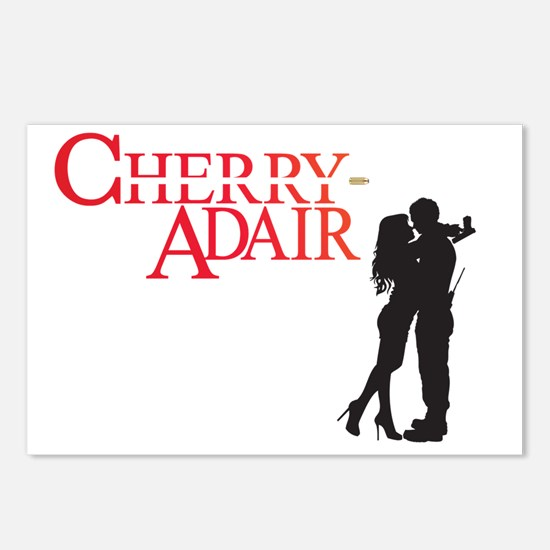 Cherry Adair Logo with Co Postcards (Package of 8)