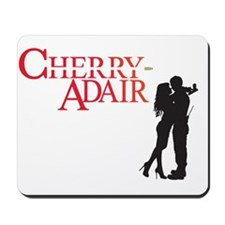Cherry Adair Logo with Couple Mousepad