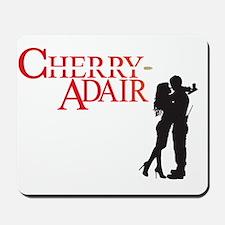 Cherry Adair Logo with Couple Mousepad