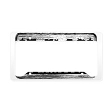 T-FLAC Operative License Plate Holder