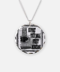 Support your local Street Mu Necklace