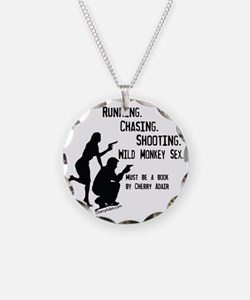 Running, Chasing, Shooting Necklace
