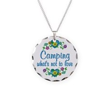 Camping to Love Necklace