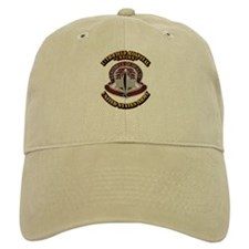 DUI - 17th Field Hospital With Text Baseball Cap