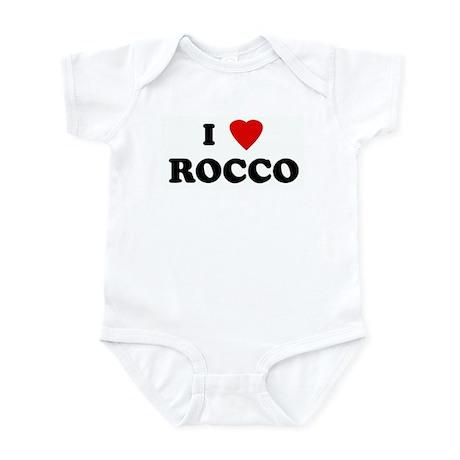 I Love ROCCO Infant Bodysuit