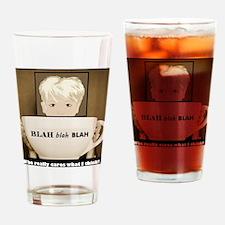 WRCWIT Logo Drinking Glass
