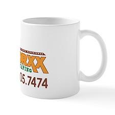 tree worxx with number Mug