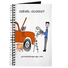 Diesel - Ologist Journal