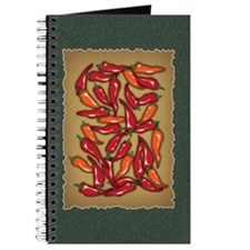 Red Chilli Peppers Journal