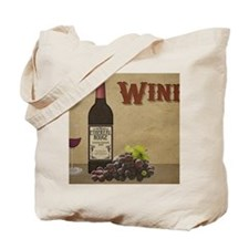 Wine Tote Bag