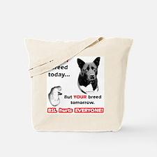 Akita BSL2 Tote Bag
