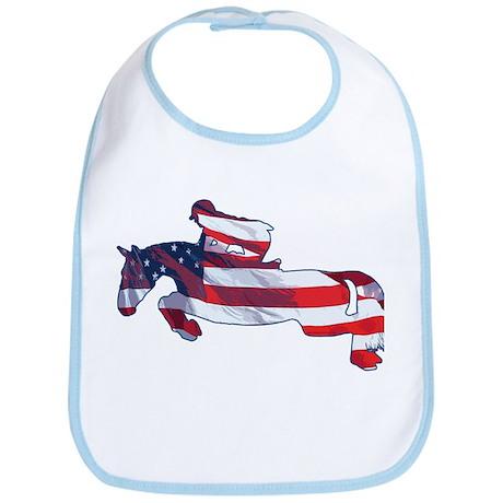 Hunter Jumper American Horse Bib