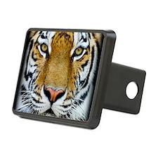 Big Cat Tiger Roar Rectangular Hitch Cover