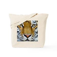 Big Cat Tiger Roar Tote Bag