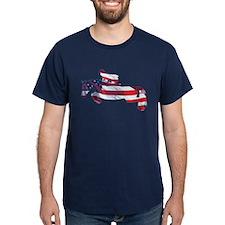 Hunter Jumper American Horse T-Shirt