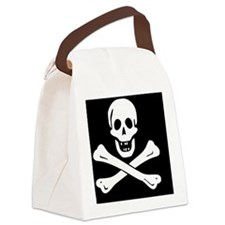PIRATE! Canvas Lunch Bag