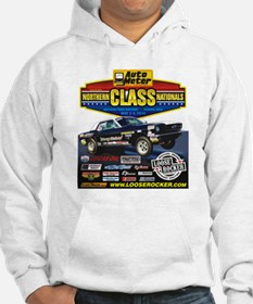 Northern Class Nationals back Hoodie