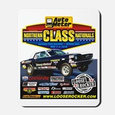 Northern Class Nationals back Mousepad