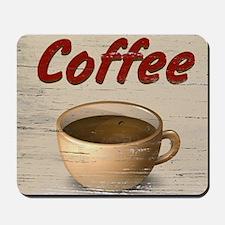 Coffee 2 Mousepad
