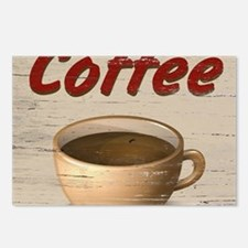 Coffee 2 Postcards (Package of 8)