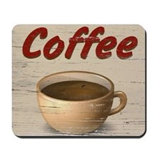 Coffee 2 Mousepad