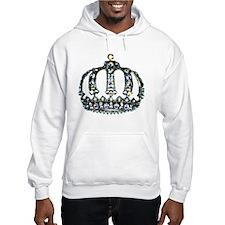 Royal Tiara Hoodie Sweatshirt