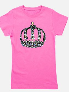 Royal Tiara Girl's Tee