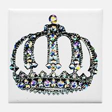 Royal Tiara Tile Coaster