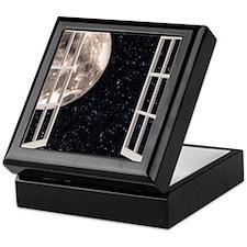 Magical Moon Keepsake Box