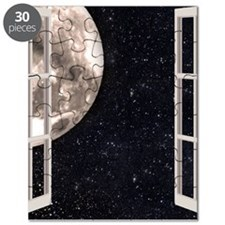 Magical Moon Puzzle