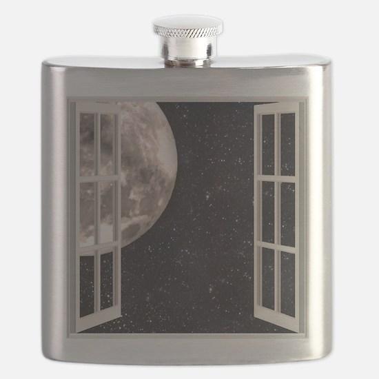 Magical Moon Flask