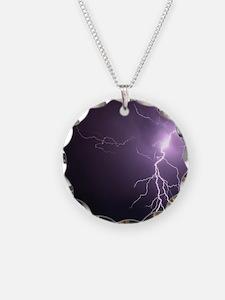 Shocking Lightning Bolt Necklace