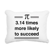 Pi Symbol. 3.14 times more likely to succeed Recta