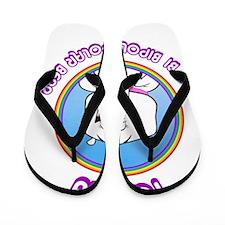 Terry Manic Flip Flops