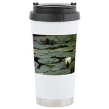 Lily Pad Travel Mug