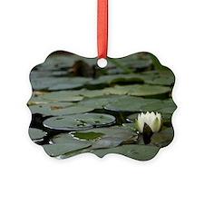 Lily Pad Ornament