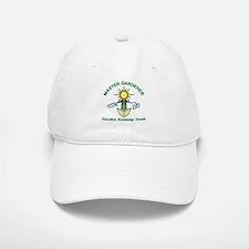 Master Gardener Logo02 Baseball Baseball Cap