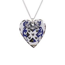 Johnson Coat of Arms (Family  Necklace